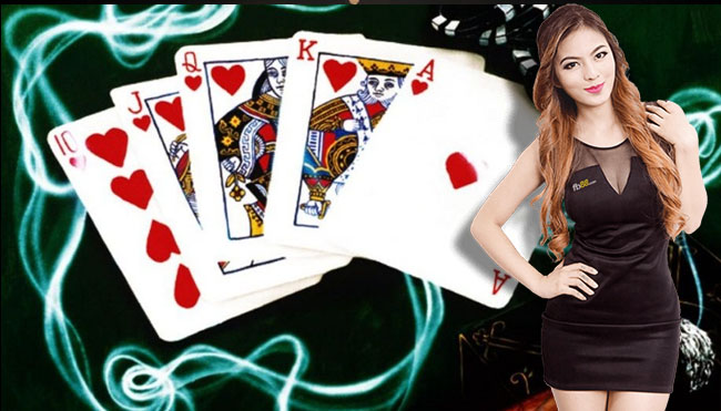 Prioritize Convenience in Playing Poker